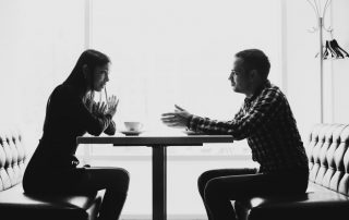 conflict can be good when it leads to a resolution